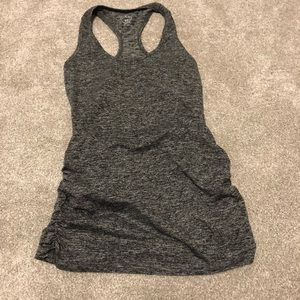 Tops - Super cute rouched athletic tank